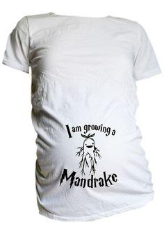 """I Am Growing a Mandrake"""