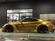 The most visually-complex GT-R ever created was unveiled by Kuhl Racing ahead of the Tokyo Auto Salon 2016.