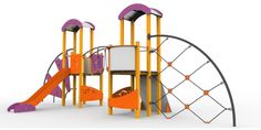 Galopín Playgrounds | Products