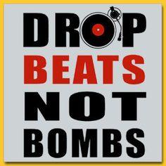 Beats Not Bombs T-Shirt