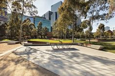 MALA Studio has completed stage two of the development of the Community, Learning and Education Centre site in Docklands, at the corner of Collins Street and Harbour Esplanade.