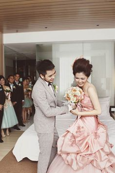 Casamento na Indonésia: Cindy & Sebastian