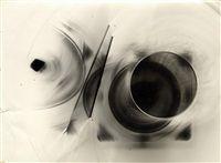 Fotogramm 2 works (1933) von Elfriede Stegemeyer