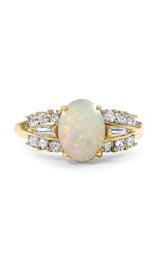 Engagement Rings 2017/ 2018   What Does Your Birthstone Engagement Ring Say About You?