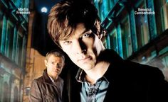 Sherlock - His eyes are just...omg!  How have I not seen this photo before??  Is this one new?