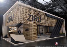ZIRU on Behance
