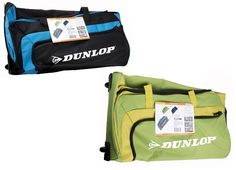 Dunlop Sporttas (blauw of groen)