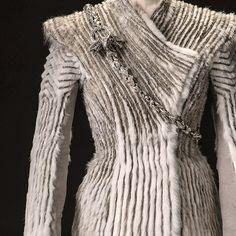 Daenerys Targaryen winter coat