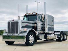 Big Rig Trucks, Semi Trucks, Lifted Trucks, Cool Trucks, Peterbilt 389, Peterbilt Trucks, Trailers, School Of Engineering, Cab Over