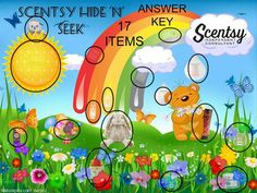 Scentsy Games, Scentsy Independent Consultant, Facebook Party, Game 4, Party Games, Business, Ideas, Store, Business Illustration