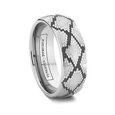 Tungsten Carbide & Cobalt Wedding Bands & Rings < Lasts forever! Unique and classic bands for men and women.