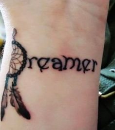 Cute Wrist Quote Tattoos for Girls - Charming Wrist Quote Tattoos for Girls