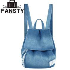 cf6becc3c6b9 Купить товар Женщины рюкзаки женские джинсы кружева плеча ретро спорт сумка  джинсовая сумка женская сумка холст