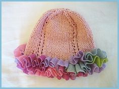 Free+Knitting+Patterns+Baby+Hats   Three Strands Together: Crochet and Knitted Hats