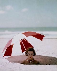 Buried in the Sand by Richard Rutledge, 1963.
