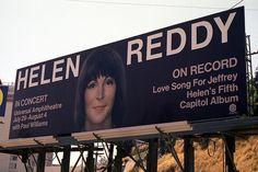 Billboards on Sunset - Helen Reddy 2
