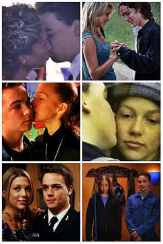 Sean & Emma, my absolute favorite couple from Degrassi