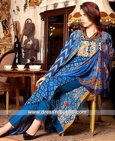 Subhata Lawn Collection 2014 Prices in UK | Pakistani Lawn 2014  Shop the Hottest Subhata Lawn Collection 2014 Prices | Pakistani Lawn 2014 with inch-perfect Tailoring Service. Manchester, UK Phone: 161 408 8994. by www.dressrepublic.com