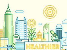 Healthier by Richard Perez