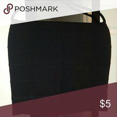 Skirt Black skirt Forever 21 Skirts Mini