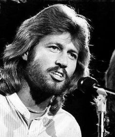 Barry Gibb DEFINITELY as talented as he is good looking & that's saying something!