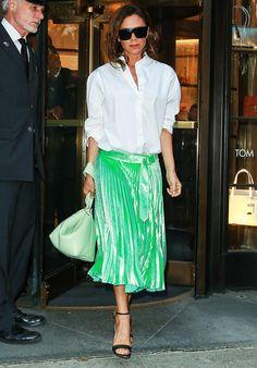18 Victoria Beckham Style Secrets Anyone Can Copy via @WhoWhatWearUK