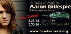 Aaron Gillespie - Calvary Bible Church in Derry, NH and N. Attleboro, MA