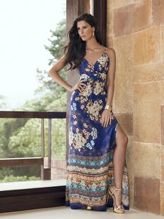 Studio f nouveau bohemian 2014 collection verano платья My Life Style, My Style, Summer Dresses, Formal Dresses, Fashion Outfits, Womens Fashion, Spring Fashion, Strapless Dress, Boho