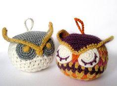 More cute owl bobbles