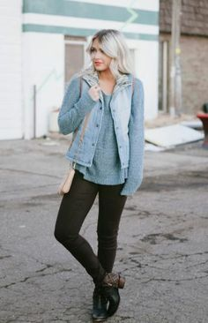Relaxed and Recovering by Cara Loren Van Brocklin on Fashion Indie