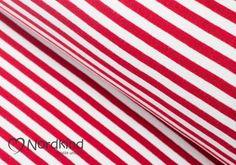Ringelbündchen+rot-weiß+von+Nordkind+Stoffe+&+Co+auf+DaWanda.com