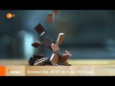 Kann man mit der Schoko-Diät abnehmen? - WISO ZDF - YouTube