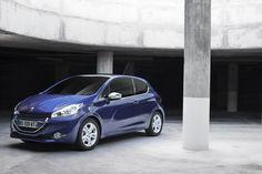 #Peugeot #208 #2013