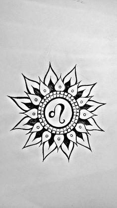 Leo Zodiac idea