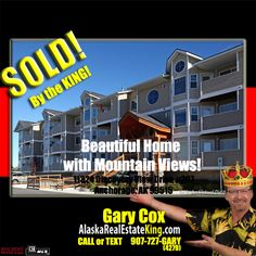 Sold at $240,000. For more Properties FOR SALE by the KING, visit http://alaskarealestateking.com/  Check out the King's reviews from happy clients http://www.zillow.com/profile/Gary-Cox-Realtor/Reviews/
