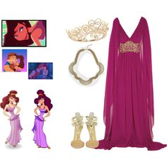 """Megara prom"" by pinky44 on Polyvore"