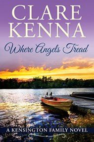 Where Angels Tread by Clare Kenna ebook deal