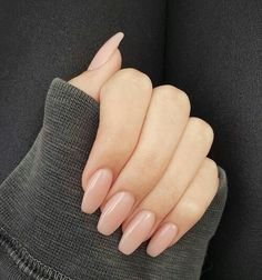 nails natural look manicures ~ nails natural look . nails natural look gel . nails natural look acrylic . nails natural look short . nails natural look manicures . nails natural look with glitter . nails natural look almond . nails natural look simple Natural Nail Polish, Natural Nails, Natural Looking Nails, Natural Acrylic Nails, Natural Wedding Nails, Natural Blush, Gel Polish, Hair And Nails, My Nails