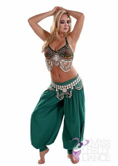 Tempi tribal outfit from MissBellyDance.com. This includes the coin belt.