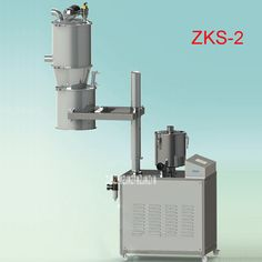 New ZKS-2 Pneumatic Vacuum Feeder Rotating Tablet Pressing Material Feeding  Machine 2.2KW 110V/220V 0.6MPA 600KG/H 8 Liters/Min #Affiliate