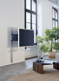 porta tv orientabile girevole FULL 360 - Dettaglio Prodotto | Deco ...