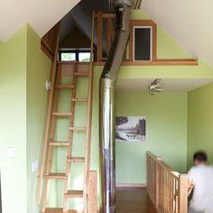 Loft Staircase Design