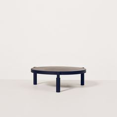 Tube Table Low by Michael Verheyden