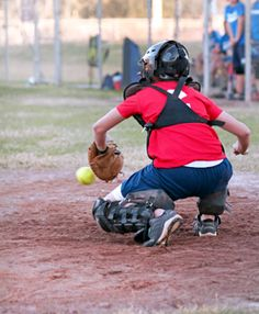 Softball Catcher's Guide: How to Block the Ball | iSport.com