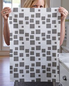 love this design for a simple quilt