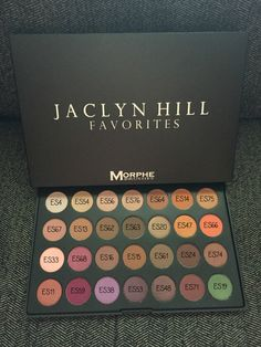 If you've been restlessly waiting to order a Jaclyn Hill Favorites palette from Morphe Brushes then I've got some good news for you! Now I know you're probably thinking YAY h… Makeup Dupes, Makeup Geek, Makeup Addict, Makeup Products, Beauty Dupes, Kiss Makeup, Love Makeup, Hair Makeup, Makeup Brush
