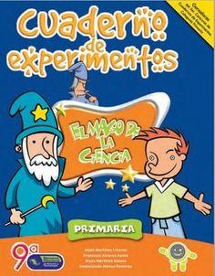 EXPERIMENTOS - Educacion preescolar zona 33