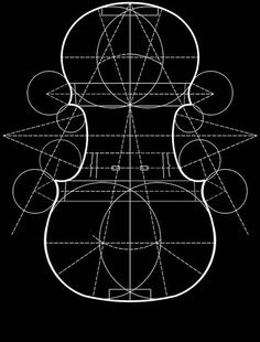 Violin Geometry Or cello because they are the best Arte Cello, Violin Art, Violin Music, Typographie Fonts, Electric Violin, Technical Drawing, Geometric Art, Classical Music, Sacred Geometry