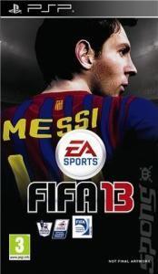 FIFA Soccer 13 USA PSP-BAHAMUT