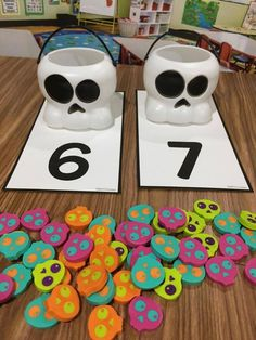 Skeleton Counters -